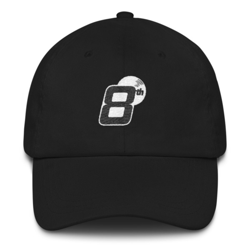 8th Wonder Logo Dad Hat